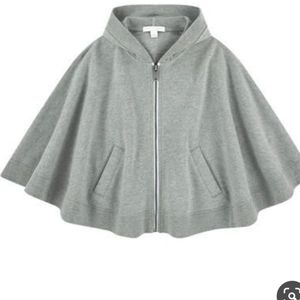 Brand new Burberry children poncho size Large